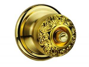 钟铧智能锁图片 球型锁qs0002