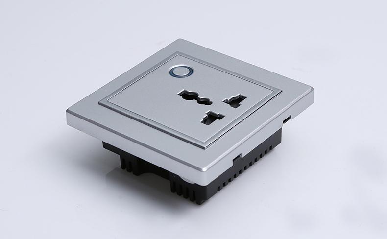 美好家智能插座豪华型 手机远程智能开关定时插座