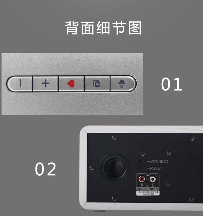 力扑智能家居产品 智能多功能智能WIFI音箱智能音箱wifi蓝牙音响 便携智能音箱_5