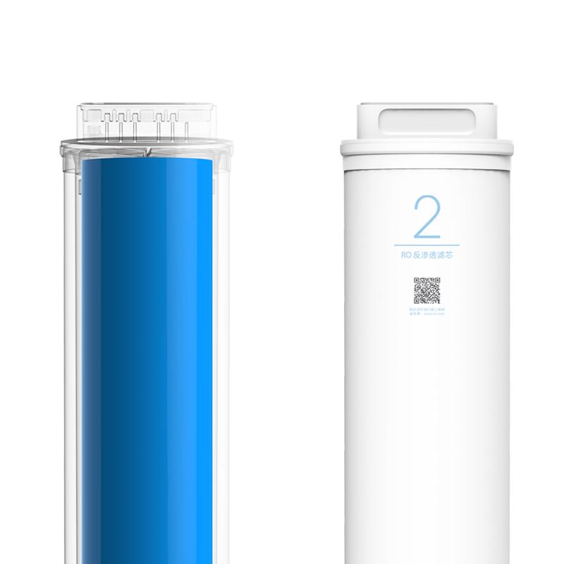 小米智能家居产品 智能净水器1A反渗透滤芯(400G)