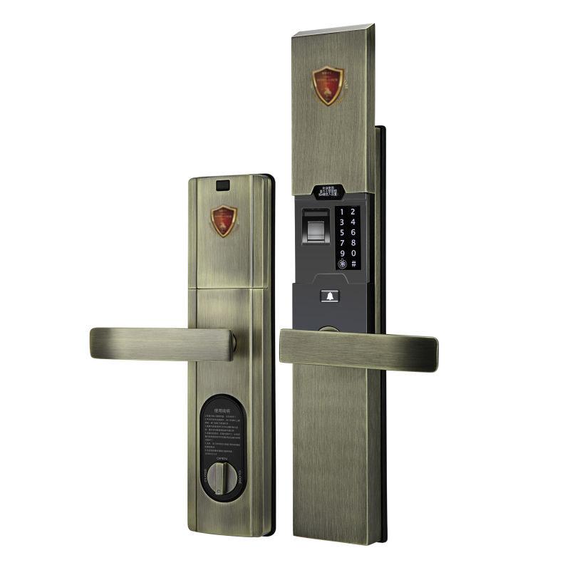英特劳克智能锁产品  WS888产品图片
