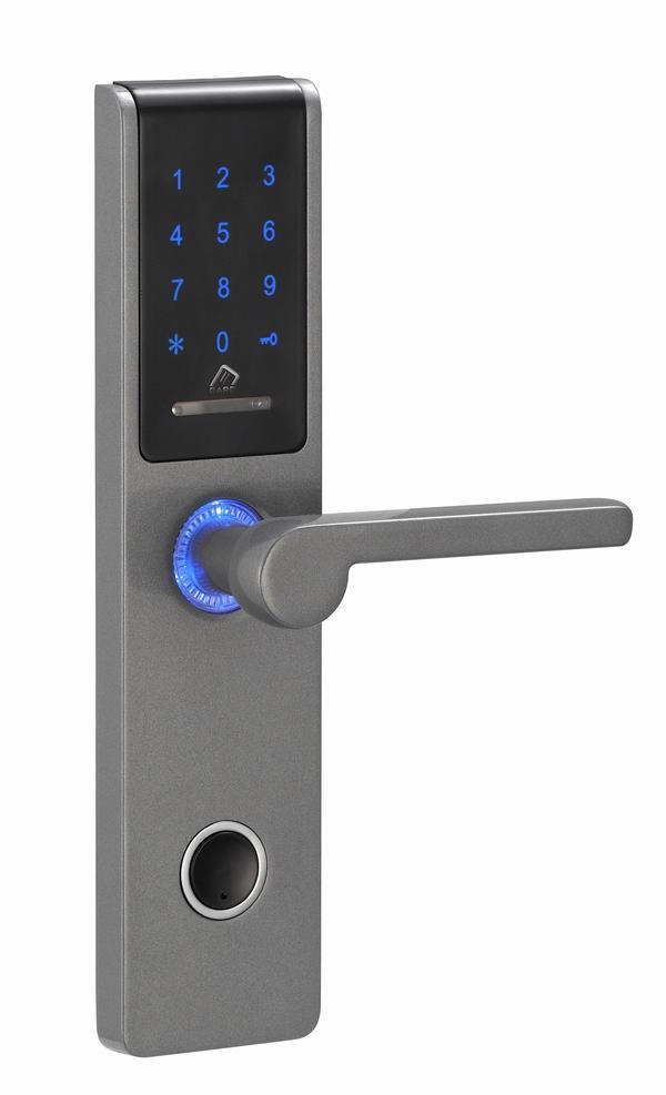 科维桦产品 遥控触屏密码锁效果图
